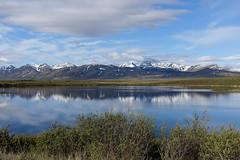 Two Moose Lake (RS_1978) Tags: sony gewsser sonycybershotdscrx100m3 kanada see acqua eau lac lago lake wasser water   yukonterritory ca