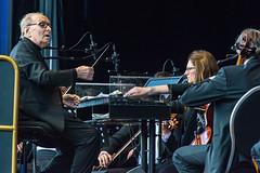Ennio Morricone @ St-Pietersplein Gent (Nick De Baerdemaeker) (enola.be) Tags: de concert live nick gent enola ennio morricone stpietersplein baerdemaeker