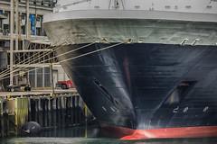 Ship's Bow, Dockside (PAJ880) Tags: cruise boston ma ship vessel bow passenger veendam dockside massport cruiseport