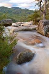 Gibraltar Falls (~Jek~) Tags: water creek geotagged flow australia canberra aus act australiancapitalterritory gibraltarfalls gibraltarcreek geo:lat=3548704802 geo:lon=14893462568