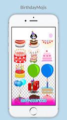 BorthdayMojis (Uply Media Inc) Tags: birthday happy emoticons emojis