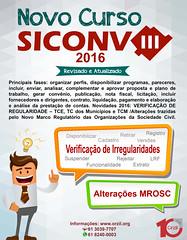 SICONV ( III ) (Orzil Consultoria) Tags: de contas projetos prestao convnios siconv