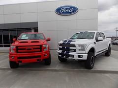 2016 Ford Shelby and Tuscany FTX F150 trucks (raycarlos1) Tags: ford truck illinois cobra pickup f150 tuscany shelby champaign lariat 2016 2015 ftx carrollshelby supercrew sullivanparkhill