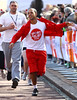 Marvin Humes of JLS Sainsbury's Sport Relief Mile 2012 - London