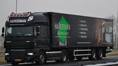 NL - Hardeman DAF XF 105 SSC (BonsaiTruck) Tags: camion trucks daf lorries lkw xf hardeman