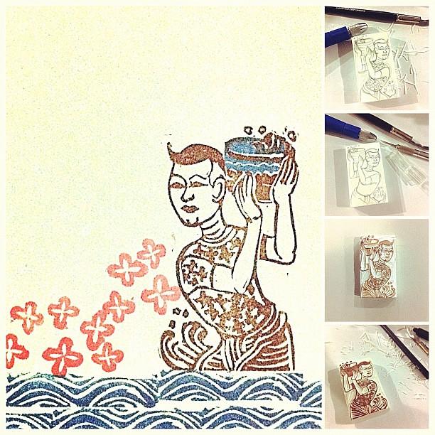 ??!!..!!....Songkran festival.Thailand 2012.!!✌
