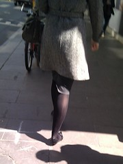 20101001122304 (phosed) Tags: legs candid tights pantyhose