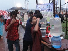 Drinking Water project (Dinesh Pandya) Tags: school camp india water youth project student community education riverside rally medical service kalyan rotary dinesh literacy polio drinkingwater eradication pandya safewater endpolionow