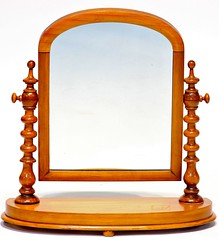 73. William IV Dressing Mirror