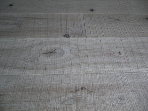 Roble rústico con corte de sierra Cottage (12)