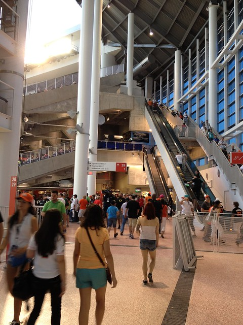 Opening Night - Marlins Park (24)
