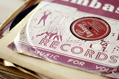records (mohawk) Tags: music brown records paper print burgundy record 78 sleeve 78s
