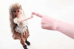 Fngertp. (BorderLine1263) Tags: canon doll  dd  ef1740mmf4l  dollfiedream 5dmark   06