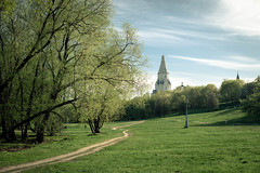 (Olga Kruglova) Tags: park church spring cathedral moscow may national geographic kolomenskoe      internationalgeographic