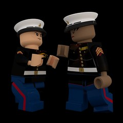 Proposal (HJ Media Studios) Tags: brick digital toy soldier 3d fight cg model marine war lego space cartoon marriage romance ring weapon scifi animation romantic blender marines spacemarines block animated fi minifig proposal stud sci cgi rigged minifigure cuusoo hjmediastudios