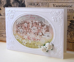 A Summer Wedding card (Jacqueline.fr) Tags: wedding winelabel cg192
