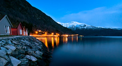 Sogndal Pano (N+C Photo) Tags: world travel camping houses vacation mountain holiday snow history tourism nature water norway speed photography design casey photo nikon highway nadia rocks europe long exposure slow image action earth expression north culture photographers historic wanderlust adventure collection explore viajes artists shutter getty noruega civilization fjord geography traveling fotografia scandinavia visual explorers turismo vacacion