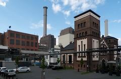 druckwasserwerk-1120427 (stbeck) Tags: geotagged frankfurt architektur industrie westhafen 2012 industriegebiet gutleut geo:lat=50096977 geo:lon=8653364
