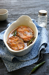 fish curry (Soma.R) Tags: indian seafood nigella glutenfree fishcurry kalonji spicyfish curryrecipe bengalifishcurry foodmemories fishrecipe deepfriedfish bengalicuisine indianfishcurry spiceandcurry retrorecipe bengalirecipe seafoodrecipe cookingwithmustardoil spicyfishcurry authenticbengalirecipe howtomakebengalifishcurry pepperyfish retrobengalirecipe fishcurrywithoutonion indianblog purevirginmustardoil authenticcurryblog authenticcurryrecipe biyebarirdupurerkhawa biyebarirmaach biyebarirmaacherjhal curryblog easyfishcurryrecipe eatinginbananaleaf fishcurrywithmustardoil fishcurrywithnigella fishwithspices howtomakemaacherjhaal kalojeerediyemaacherjhal kalojeererjhol maacherjhaal macherjhaal nemontonnobarirlunch soupyfish