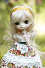 My lovely princess (Valrie Busymum) Tags: doll dal pullip obitsu rewigged dotori rechipped
