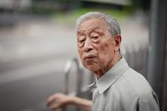The phenomenon (A. adnan) Tags: china old portrait blur dof bokeh age aging d700 sigma85mmf14