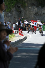 8388 TOJ2012 minami-shinshu stg (HottSpin) Tags: bicycle japan race nagano 15th roadrace 2012  tourofjapan