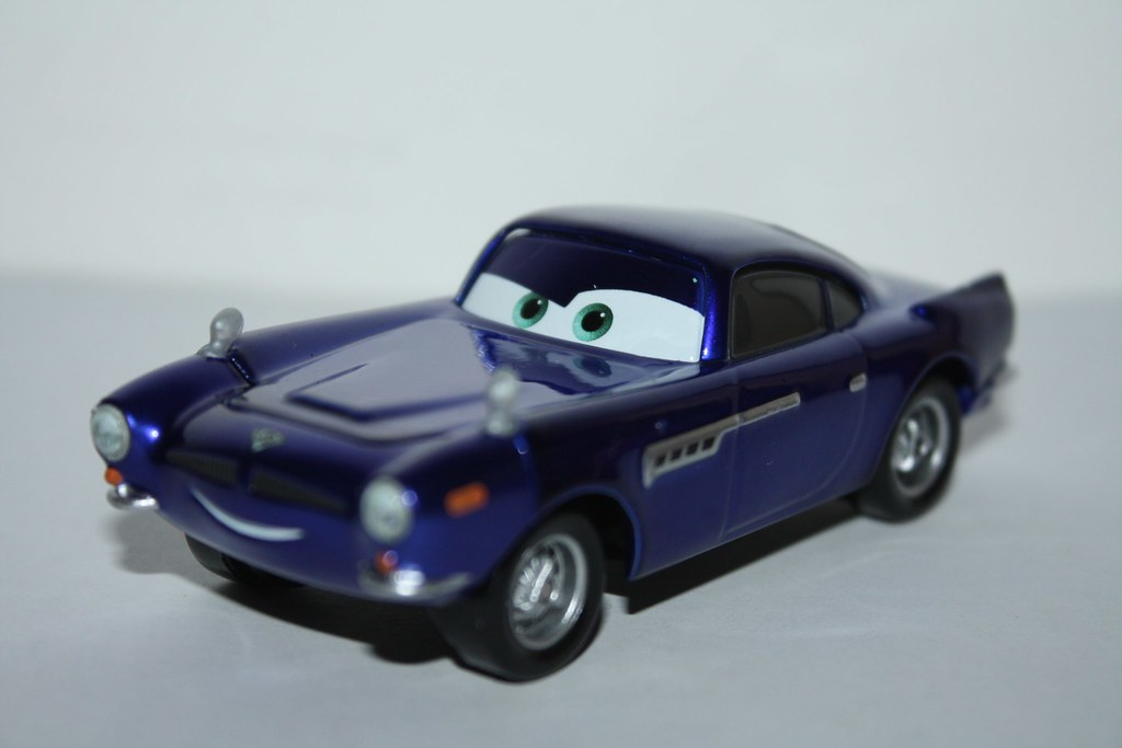Blue Secret Agent In Cars