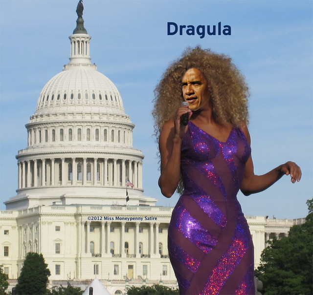 The Evolution of Dragula Obama