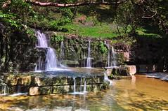 Nidd Falls. (johnandco) Tags: nikon waterfalls rivers streams nidderdale flicker d90