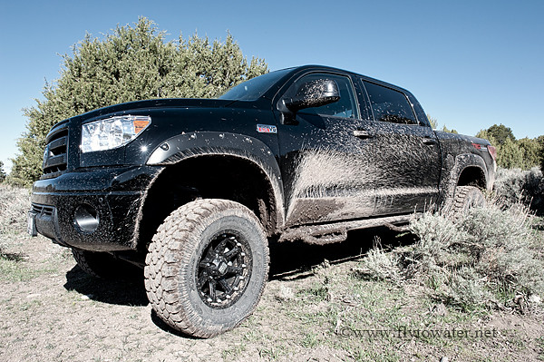 wheel rock lift suspension fender flare toyota pro warrior addict xd tundra comp trd bushwhacker
