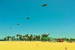 globemaster flyby. venice beach, ca. 2012. (eyetwist) Tags: california venice trees postprocessed tower beach field yellow composite digital photoshop square la march losangeles los xpro sand nikon exposure cross angeles walk cyan lifeguard cargo palm stack socal filter venicebeach c17 boeing globemaster cloudless nikkor process usaf processed memorialday westla flyby airlift oceanfront postprocessing flypast angeleno marchafb alienskin digixpro boeingc17globemasteriii d7000 capturenx2 eyetwistkevinballuff nikond7000 18200mmf3556gvrii