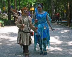 Tennessee Renaissance Festival 2012  Magical Fairies (oldsouthvideo) Tags: costumes castle festival spring tn tennessee pirates may queen fairy armor taylor knight faire troll swift renaissance ik jousting regal triune tapestry 2012 fairie gwynn arrington