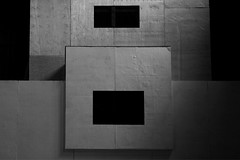 geometrical shapes (Clive Jones Photography) Tags: urban blackandwhite monochrome nikond70 squares churches oxfordshire constructionwork geometricshapes rectangels oxforduk oxfordshirechurches oxforduniversitychurch highstreetoxford theoxonian stmarythevirginoxforduk