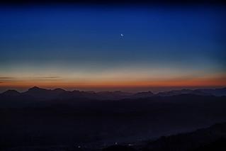Sunrise at Mt. Sinai