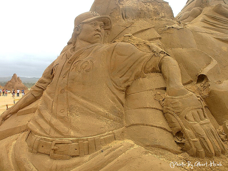 【沙雕】新北市福隆.2012福隆國際沙雕藝術季(點沙成金)