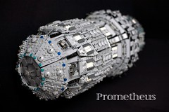 Prometheus (Fianat) Tags: light brick stars star war power lego space pirates nasa pirate universe pf prometheus eurobrick fuctions