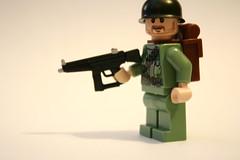 aa12 (Spontaneous♠Raptor) Tags: lego cod mw2 aa12 brickarmsmods