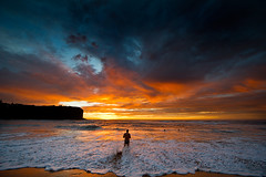 Friday morning (Wattle Gardner) Tags: sydney monavale northernbeaches oceanswimming removedfromstrobistpool nooffcameraflash seerule1