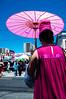 * (Xhanatos) Tags: street new pink festival umbrella pentax year north chinese victoria richmond lunar k7 2011