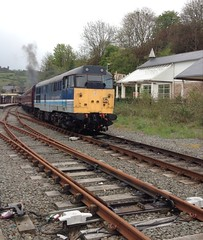 31270 Matlock Station (barry 13092) Tags: matlock peakrail 31270