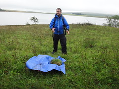Soil analysis with Matt (UNNC Geographical Sciences) Tags: malham physicalgeography