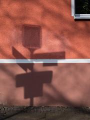 signs. (angsthase.) Tags: sign germany deutschland shadows schild nrw schatten ruhrgebiet dortmund 2014 ruhrpott mft micro43 epl5 olympuspenepl5 olympusm25mmf18
