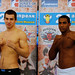 23/04/2014 WEIGH IN RUSSIAN BOXING TEAM vs CUBA DOMADORES