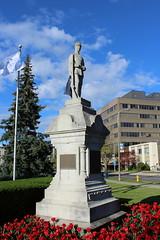 War Memorial (jmaxtours) Tags: memorial war stcatharines warmemorial canadianwarmemorial stcatharinesontario secondboerwar northwestrebellion
