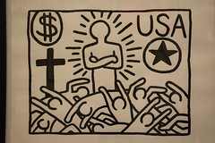Keith Haring: The Political Line - Rotterdam Kunsthal