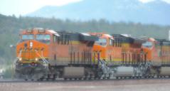 Phoenix Bound 05/17/16 (Douglas H Wood) Tags: arizona williams trains bnsf westbound peavine