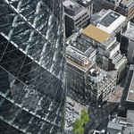 "30 St Mary Axe<a href=""http://www.flickr.com/photos/28211982@N07/26668615773/"" target=""_blank"">View on Flickr</a>"