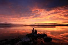 Fishing on the Bras d'Or Lakes, Cape Breton (adamhillstudios) Tags: cover watercolour portfolio newwebsite adamhillstudios