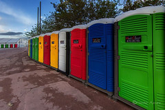Peeing in colors (Elisabet Aponte) Tags: barcelona street travel pee wet colors photography concert spain europe forum urinary 500px ifttt