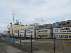 "Canal de Panama: Miraflores Locks (écluses) <a style=""margin-left:10px; font-size:0.8em;"" href=""http://www.flickr.com/photos/127723101@N04/26726897084/"" target=""_blank"">@flickr</a>"